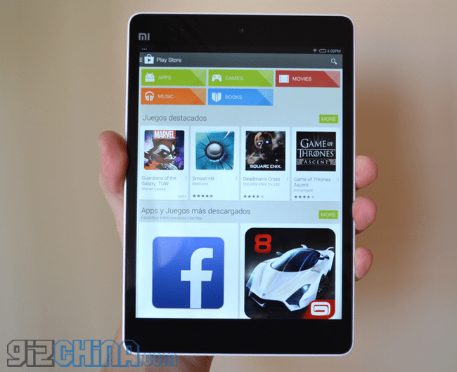 How to install Google Play on your Xiaomi Mi Pad and fix a few bugs