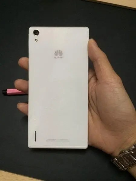 huawei ascend p7 2 Detailed photos of the unreleased Huawei Ascend P7 leaked