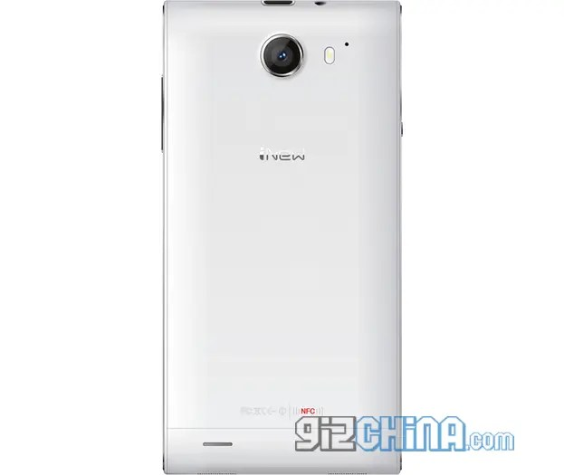 inew v6 rear Exclusive: iNew V3 complete specifications, everything you need to know!