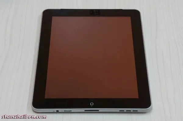 iPad imitation with front facing camera