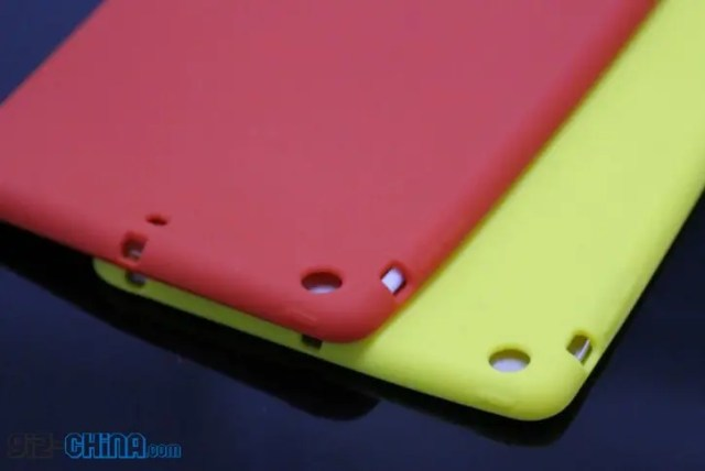 ipad mini silicone case leaked in china 1 Exclusive! iPad Mini Cases Show Rear Camera and mini dock connector