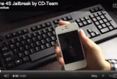 how to jailbreak iphone 4s video