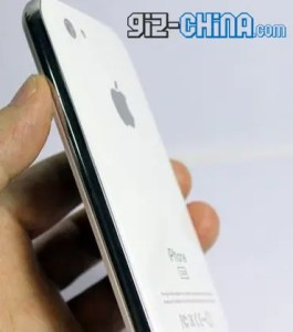 iphone 5 fake 265x300 iPhone 5 Knock Off Only $47 in China Available in White!