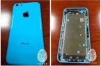 iphone 5c leaked blue