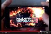 jiayu G4 gaming test video
