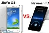 jiayu G4 vs Newman K1