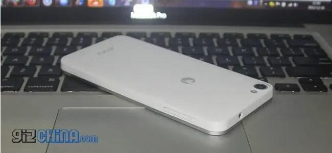 Jiayu G4 quad-core mt6589 leaked photos