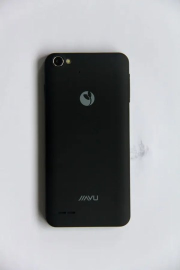 Jiayu G4 black rear