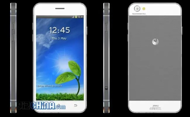 jiayu g5 leaked image1 JiaYu to demo JiaYu G4, G5, G6, S1 and S2 this weekend in Shenzhen