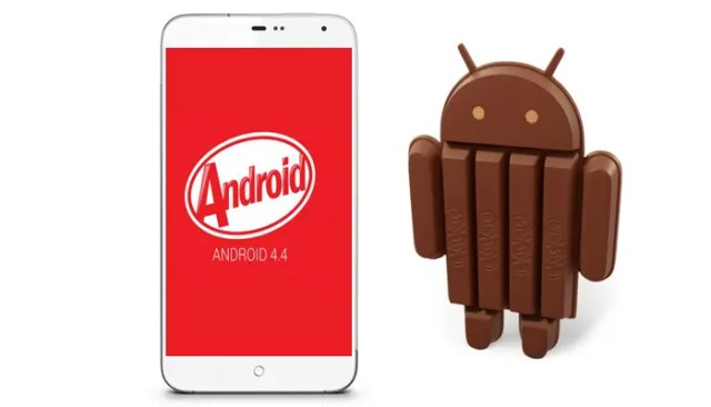 meizu android 4.4 kitkat update