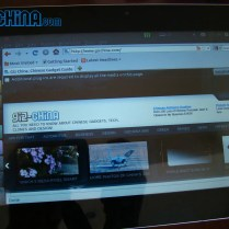linux ubuntu tablet close up gizchina 1