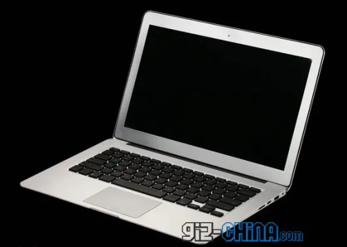mba knock off china full This Macbook Air Clone Looks Almost to Good to be true!