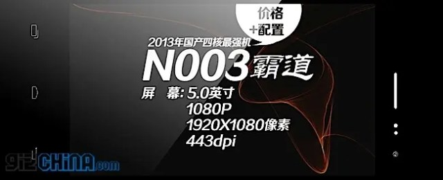 neo n003 launch date Neo N003 Full specifications, pricing, launch confirmed! Better than the UMi X2?