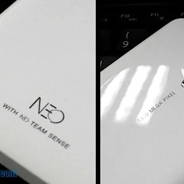 neo n003 quad-core hands on photos