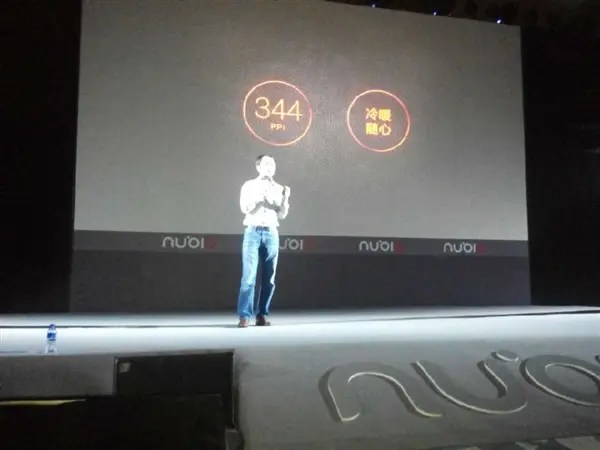 nubia x6 screen Update: Nubia X6 launched with 6.44 inch 1080 display, dual SIM and Snapdragon 801