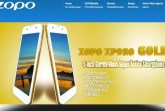 official zopo website