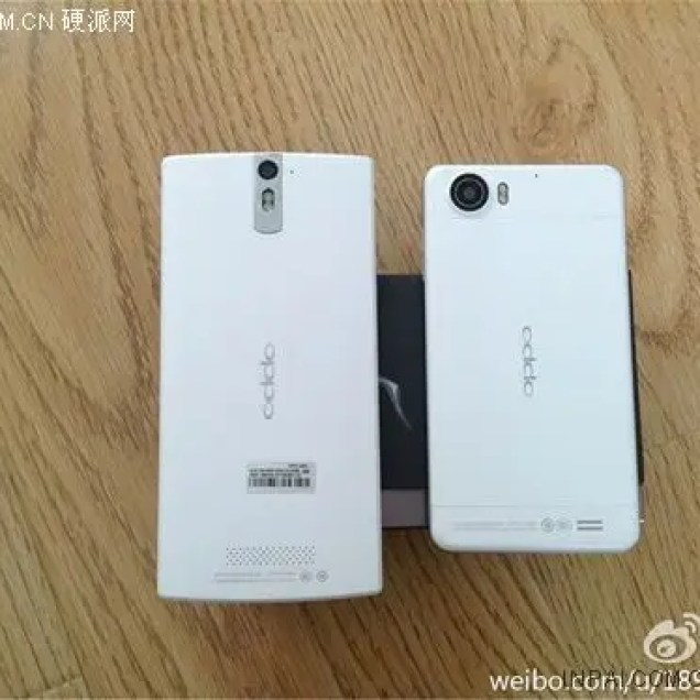 Oppo Find 5 and Finder 3