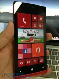 Spy photos show purported Oppo Find 5 running Windows Phone 8