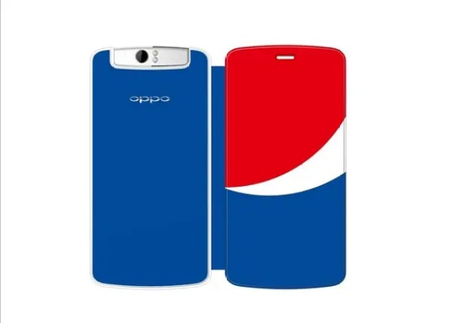 Oppo N1 Pepsi Edition unveiled