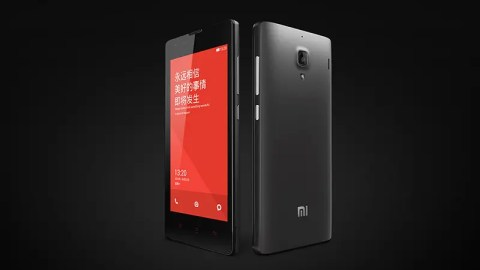 redrice1 Xiaomi Hongmi 2 alleged specs surface again: 5.5 screen with MT6592