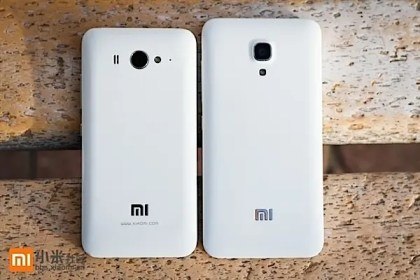 xiaomi m2a hands on photos