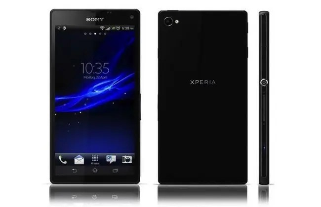 sony c3 quad-core mediatek phone