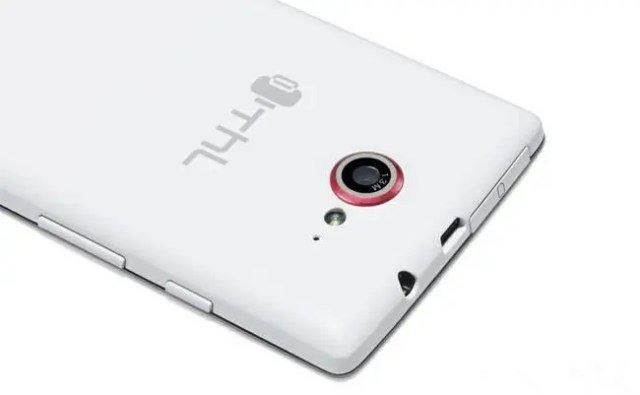 thl w11 android phone leaked THL W11 real photos, shows 1080 display and 13 mega pixel camera