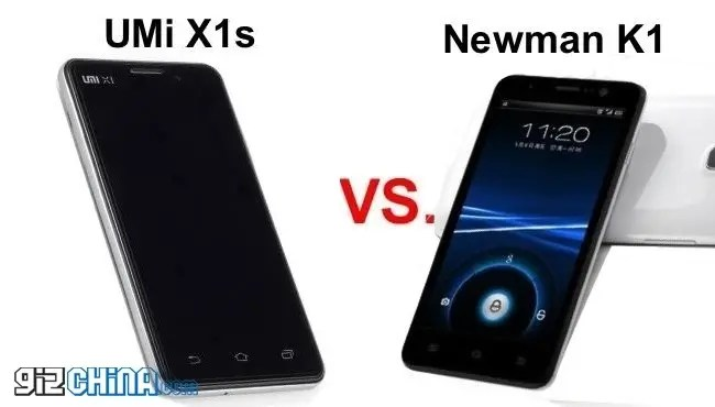 umi x1s vs newman k1