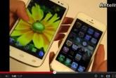 umi x2 vs iphone 5 video
