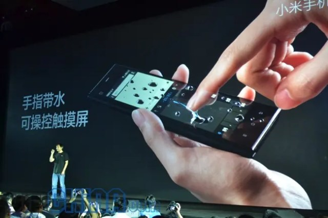 wet hands Xiaomi Mi3 Everything you need to know!