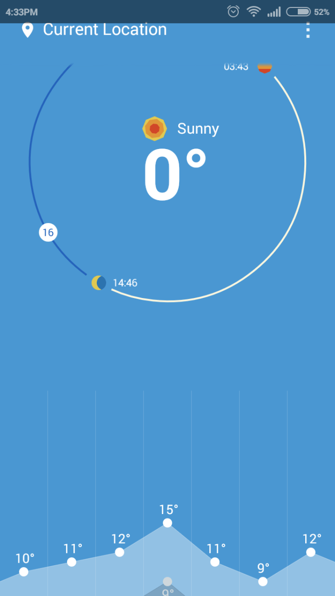 You can now download the OnePlus Oxygen OS Weather App