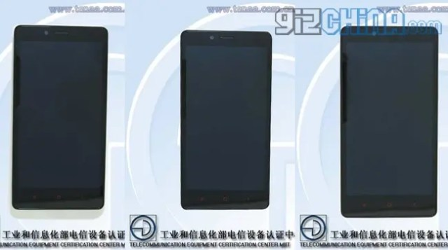 xiaomi hongmi 2 tenaa 5.5 inch Xiaomi Hongmi 2 receives network license, available in both Qualcomm and Mediatek flavours