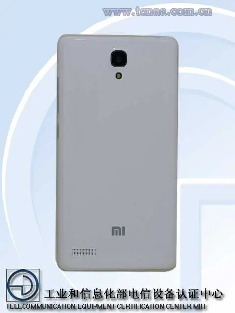 xiaomi hongmi 2 5.5 inch Xiaomi Hongmi 2 receives network license, available in both Qualcomm and Mediatek flavours