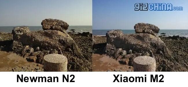xiaomi m2 vs newman n2 camera shoot-out hero