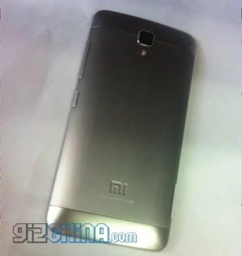 xiaomi mi3 leaked prototype