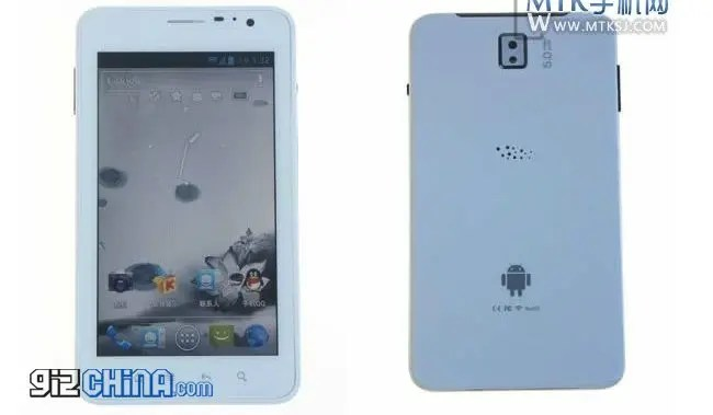 zenithink n6 android phablet