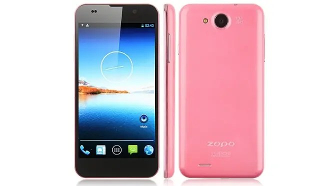 zopo c3 ladies phone