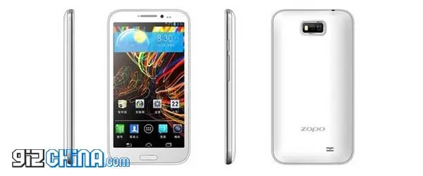 zopo leader max quad core phone Quad core MT6589 Phones arriving Mid December! Full details