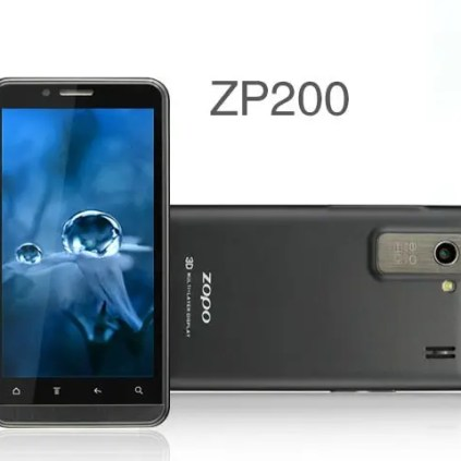 zopo z200 andriod 3d phone china