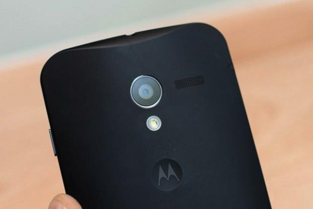 Moto X 10 mega pixel camera