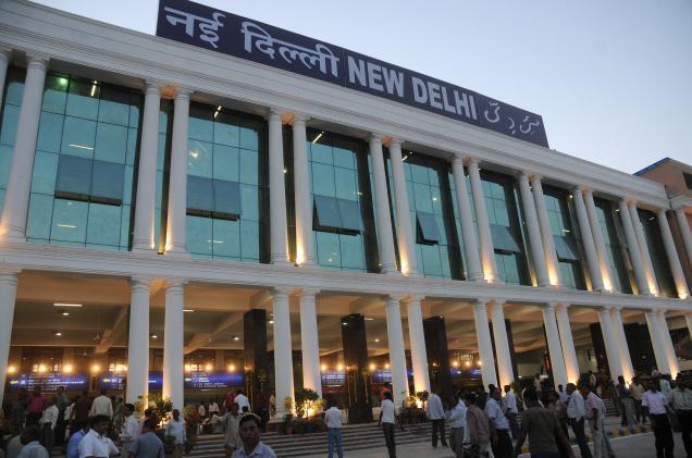 free wifi new delhi railway station