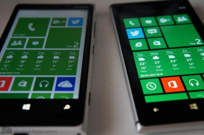 lumia 925 and lumia 625