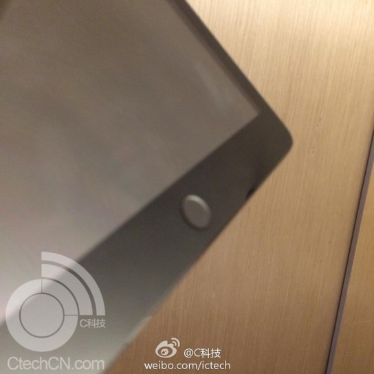 ipad 5 with finger print scanner