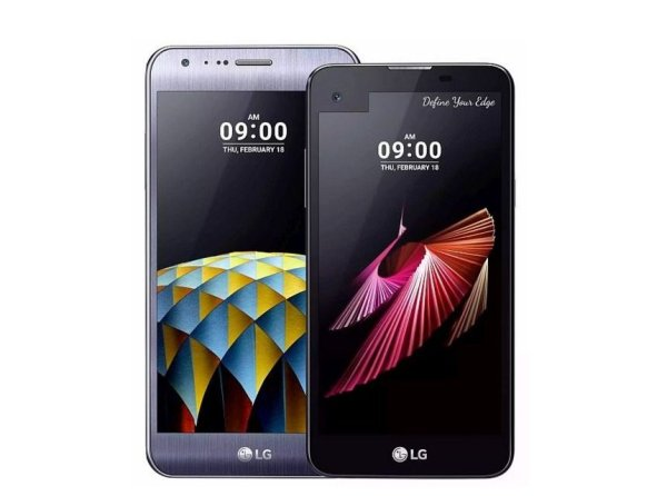 LG X Screen and X Cam