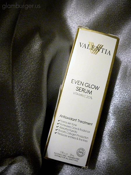 Valentia Even Glow Serum