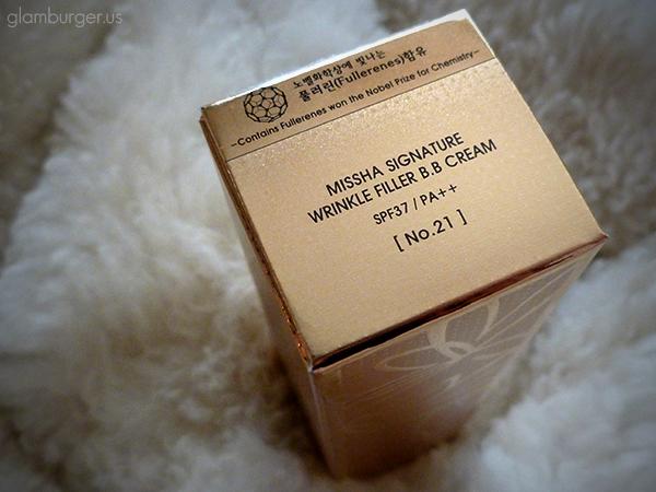 Missha Signature Wrinkle Filler BB Cream