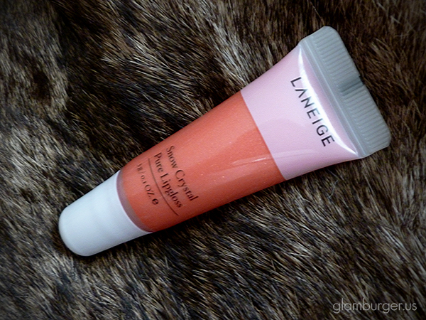 Laneige Snow Crystal Pure Lip Gloss