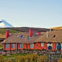 A Hacienda Among the Volcanoes