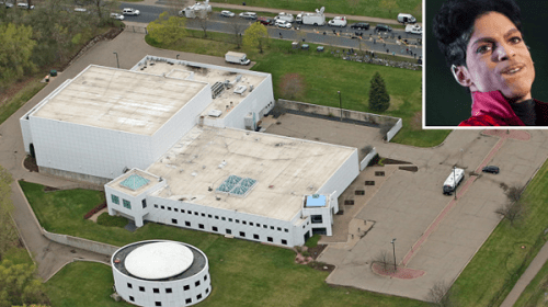Prince's Paisley Park Estate Opens For Tours In October