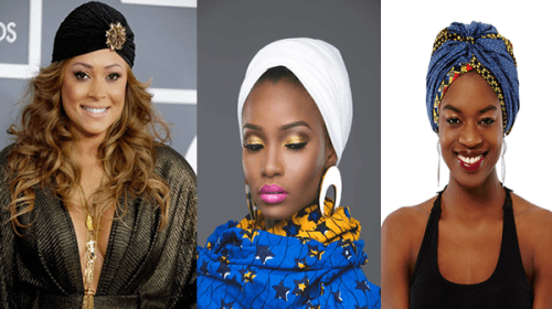 Look Striking In Ready-To-Wear Turbans
